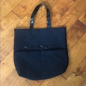 Large Mac Cosmetics Neoprene Tote Bag